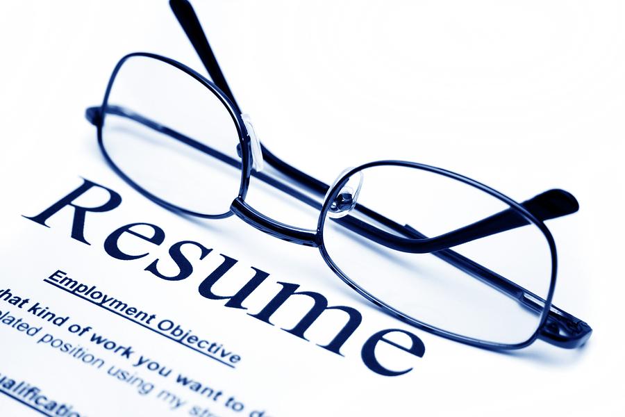 Federal Job Resume